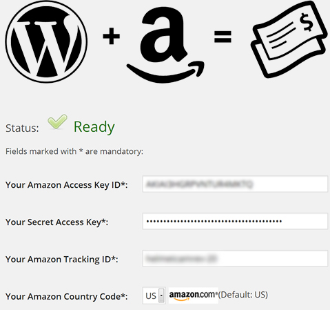 wordpress-amazon-plugin
